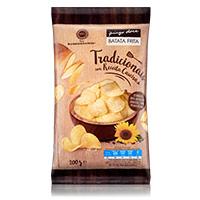 Batata Frita Receita Caseira Pingo Doce 200g
