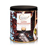 Caixa Com Cápsulas De Café Expresso Pingo Doce 48 Unid.