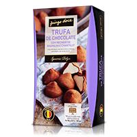 Trufas De Chocolate De Baunilha E Chantilly Pingo Doce 157G