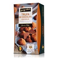 Trufas De Chocolate Com Avelãs Pingo Doce 157G