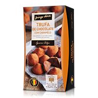 Trufas De Chocolate Com Caramelo Pingo Doce 157G