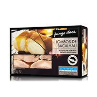 Lombos de Bacalhau Congelados Pingo Doce 2Kg