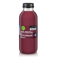 Smoothie 100% Fruta com Frutos Vermelhos Pingo Doce 330ml