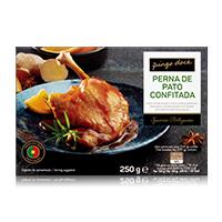 Perna de Pato Confitada Pingo Doce 250g