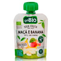 Bolsa Maçã e Banana Go Bio 90g