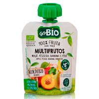 Bolsa Multifrutos Go Bio 90g