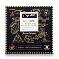 Bombons de Chocolate Negro com Recheio Cremoso Pingo Doce 120g
