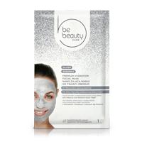Máscara Facial de Hidratação Premium Prata Be Beauty