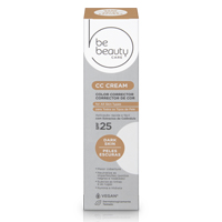 CC Cream Para Peles Escuras Be Beauty 50ml