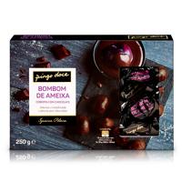 Bombom de Ameixa Coberta com Chocolate Pingo Doce 250G