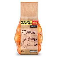 Cebola Embalada Pingo Doce 2 kg
