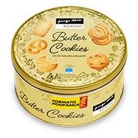 Butter Cokies Pingo Doce 750g