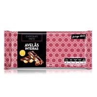 Chocolate Preto com Avelãs Inteiras Pingo Doce 100g