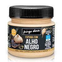 Espuma com Alho Negro Pingo Doce 120ml