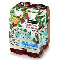 Iogurte Liquido Stracciatella e Menta Pingo Doce 170g