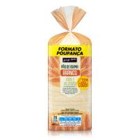 Pão de Forma Branco s/ Côdea Pingo Doce Formato Poupança 600g
