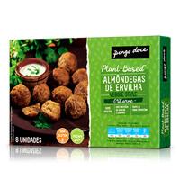 Almondegas de Ervilha Veggie Style 0% Carne Pingo Doce 8x25g