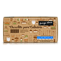 Chocolate Pingo Doce  Culinaria 200G