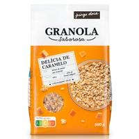 Granola Delícia de Caramelo Pingo Doce 500g