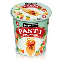 Copo Pasta Bolonhesa Pingo Doce 55g